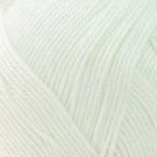Wendy Supreme Luxury Cotton DK Yarn - White