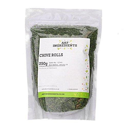 JustIngredients Gambi di Erba Cipollina - 250 gr