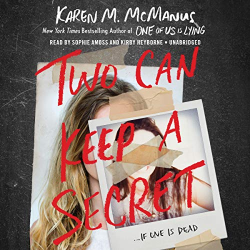 Two Can Keep a Secret Audiobook By Karen M. McManus cover art