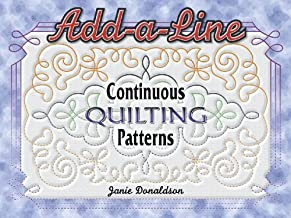 Best free continuous line machine quilting patterns Reviews