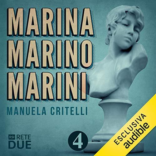 Marina Marino Marini 4 audiobook cover art
