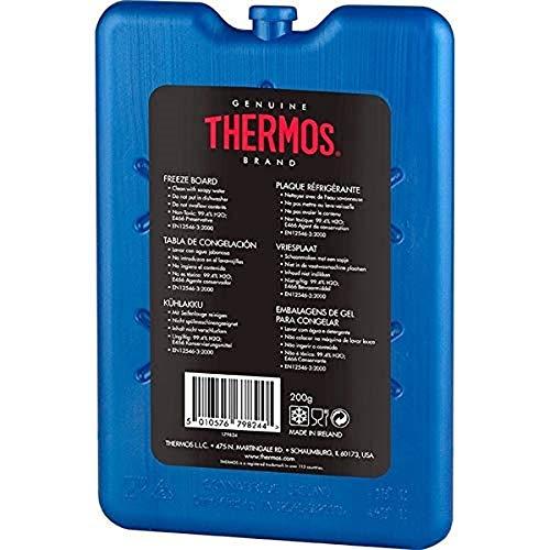 Thermos - 2accumulateurs de froid performants