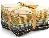 Loudelephant Baumwolle Batik vor Schnitt Stoff Bündel -