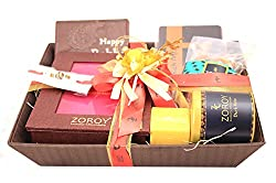 Chocolate gift for raksha bandhan