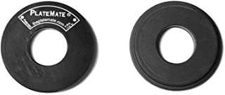 PlateMate Micro Loading 1.25 Pound Donut Weight Plate - 1 Pair