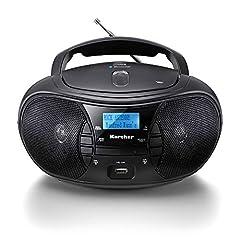 RR 5028D tragbares Radio