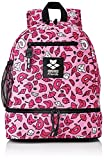 ARENA Team Backpack Friends Bags, Unisex-Adult, Pink, No Size
