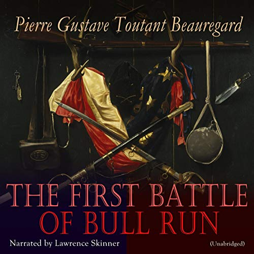 The First Battle of Bull Run Titelbild