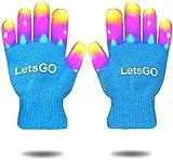 ATOPDREAM Geschenk für 3-12 Jährigen Jungen, Handschuhe Kinder Jungen Spielzeug ab 6 7 8 9 Jahren Mädchen 3-12 Jahre Kinder Geschenk kleine Geschenke für Kinder Blau Kreativ
