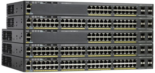 Cisco Catalyst 2960-XR Managed L2 Gigabit Ethernet (10/100/1000) Power over Ethernet (PoE) Black - network switches (Managed, L2, Gigabit Ethernet (10/100/1000), RJ-45, IEEE 802.1ab,IEEE 802.1D,IEEE 802.1p,IEEE 802.1Q,IEEE 802.1s,IEEE 802.1w,IEEE 802.1x,IEEE 802.3,IEEE, 216 Gbit/s)