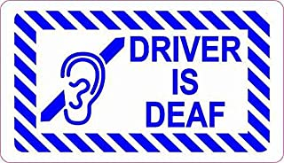 deaf sticker