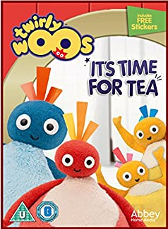 Twirlywoos - It's Time For Tea