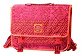 Oilily Graphic Land Flap Backpack - Red
