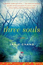 Three Souls by Janie Chang book cover