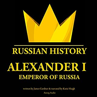 Alexander I, Emperor of Russia cover art