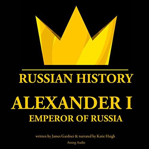 Alexander I, Emperor of Russia cover art
