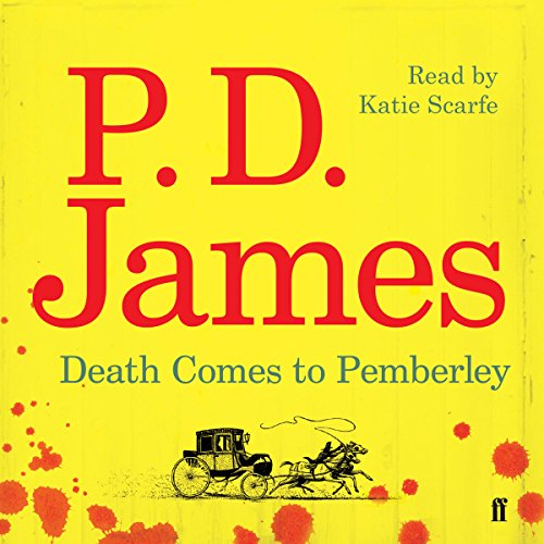Death Comes to Pemberley audiobook cover art