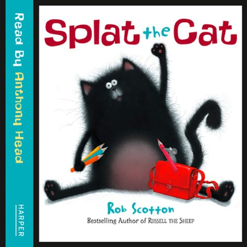 Splat the Cat cover art