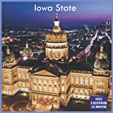 Iowa State Calendar 2022: Official US State Iowa Calendar 2022, 16 Month Calendar 2022