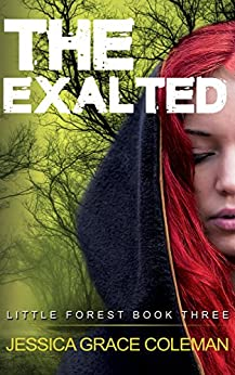 The Exalted (A Little Forest Paranormal Mystery Book 3) by [Jessica Grace Coleman]