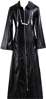 CosDaddy Cosplay Costume Roxas Long Jacket