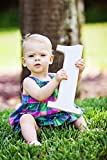 One Sign Number 1 Baby Photo Prop for First Birthday Babies Photography Prop Birthday Photo Shoot Prop Wooden Number Sign