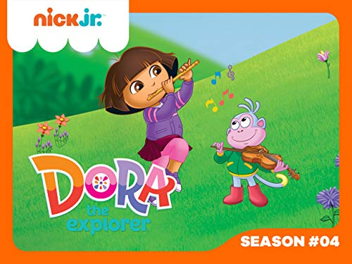 Dora the Explorer Season 4