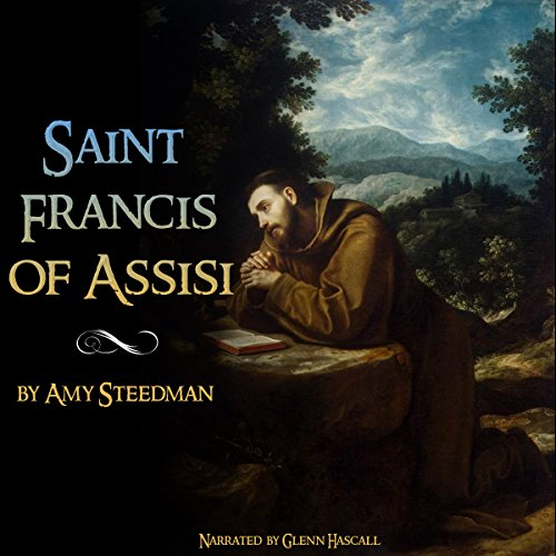 Saint Francis of Assisi audiobook cover art