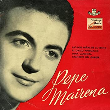 """Vintage Spanish Song Nº66 - EPs Collectors """"Cantares Del Querer"""""""