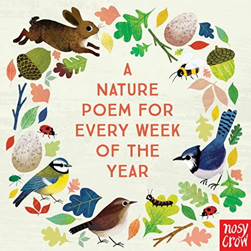 A Nature Poem for Every Week of the Year audiobook cover art
