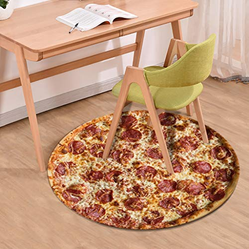 jieGorge Family Food Chair Cushion Door Mat Wrap Blanket Non Slip Bedroom Carpet Mats, Home Products Sales, for Halloween Day (E