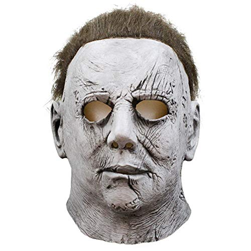 Fun Holi-day Supplies Halloween Maske Mike Meyer Kopfbedeckung Terror Grusel Spukhaus Cosplay Unfug Maskerade