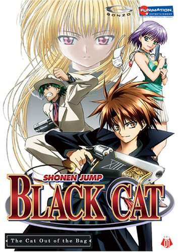 Shonen Jump - Black Cat, Vol 1: The Cat Out of the Bag