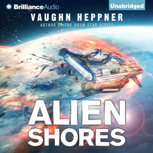 Alien Shores cover art