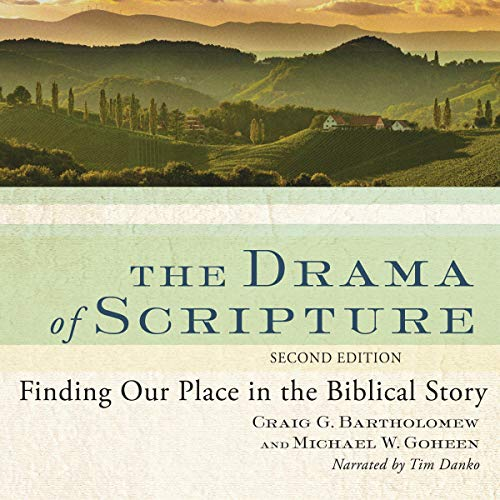 The Drama of Scripture cover art