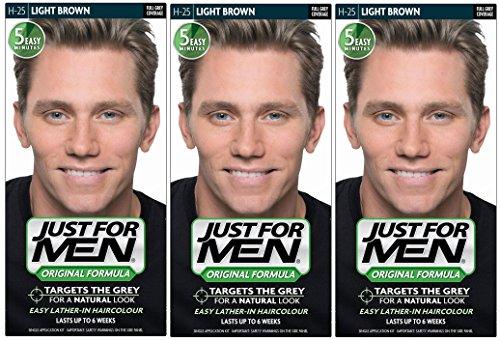 Just For Men Haarfärbemittel Hellbraun 1