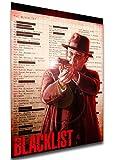Instabuy Poster - TV Series - Playbill - The Blacklist