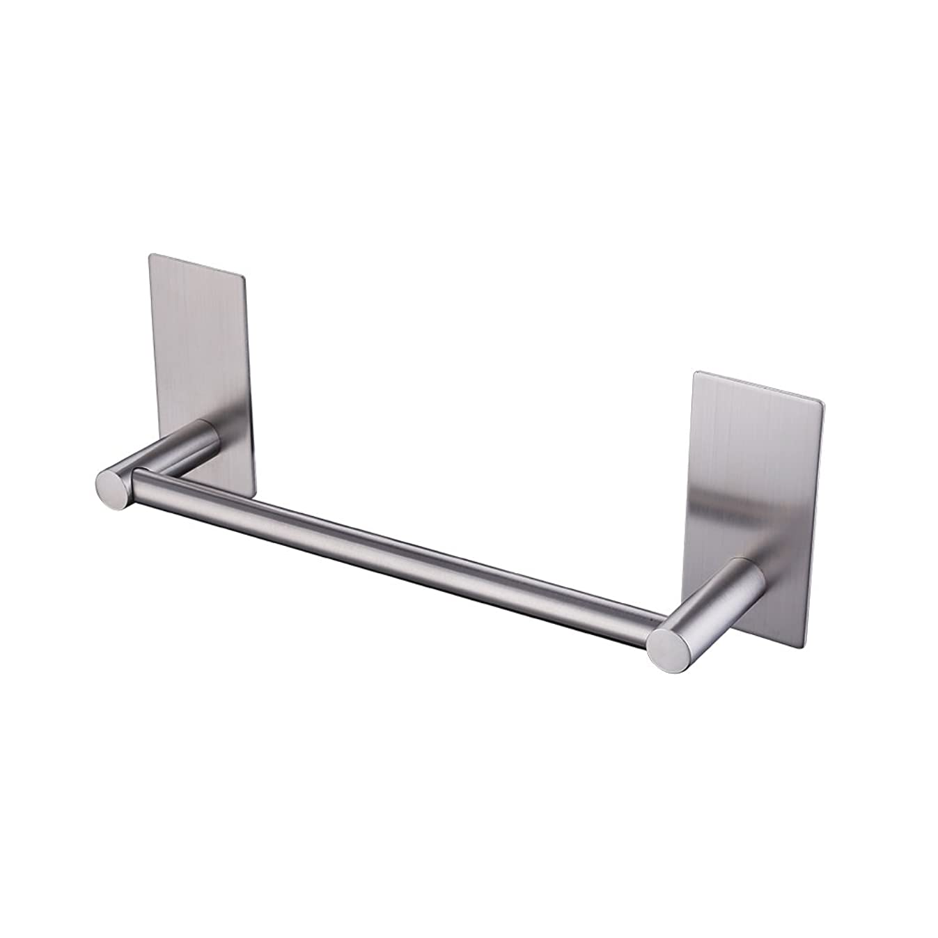 蒸気ベッドを作る怠なKES バスルーム洗面所3 M粘着シングルタオルバー15.7-inch、つや消しステンレススチール 9-Inch ブラウン 並行輸入品, A7000S23-2