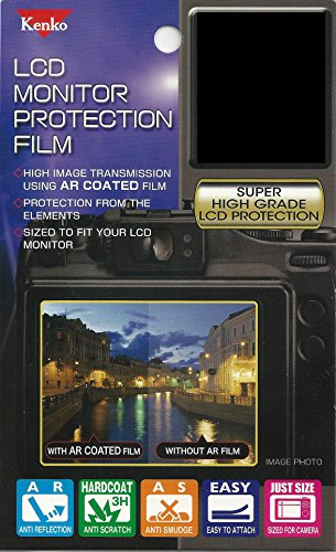Kenko LCD Screen Protector for Canon EOS 1DX Mark II - Clear - LCD-C-1DXM2