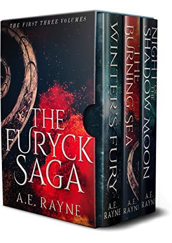 The Furyck Saga: An Epic Fantasy Adventure (Books 1-3) (English Edition)