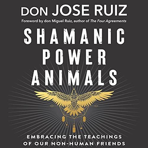 Shamanic Power Animals cover art