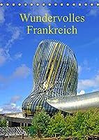 Frankreich ist schoen (Tischkalender 2022 DIN A5 hoch): Frankreich, ein Land voller Sehenswuerdigkeiten (Planer, 14 Seiten )