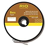 Rio Fly Fishing Tippet Bass Tippet 30yd 8Lb Fishing Tackle, Clear