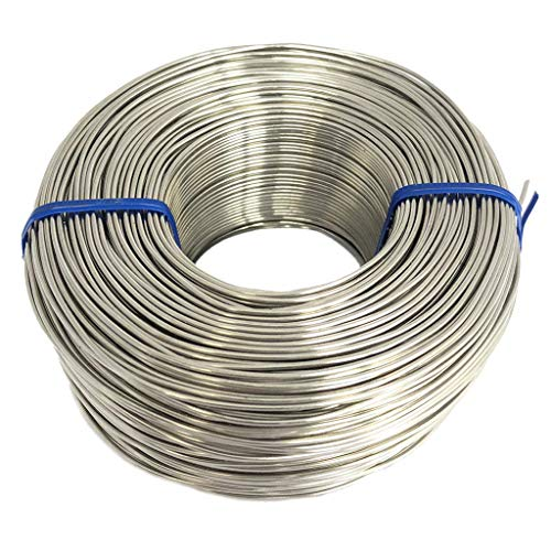 Tie Wire - (1x Roll) of Premium Black Annealed 16 Gauge Tie Wire - 3 1/8lb - 16 GA - Rebar Tie Wire