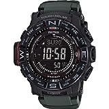 Reloj casio PRO TREK PRW-3510Y-8ER Solar Radiocontrolado Altimetro-barometro Brujula...