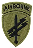 Civil Affairs Psychological Operations OCP Patch with Airborne Tab - Scorpion W2