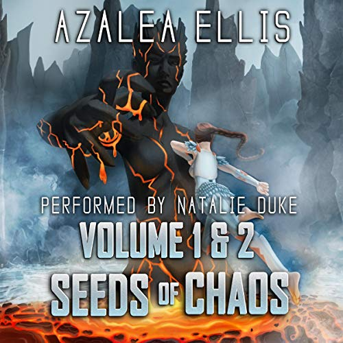 Seeds of Chaos Omnibus: A GameLit Dark Adventure Series audiobook cover art