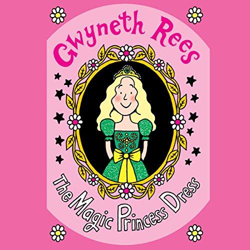 The Magic Princess Dress audiobook cover art