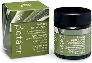 Botani Rescue Acne Cream, 30g