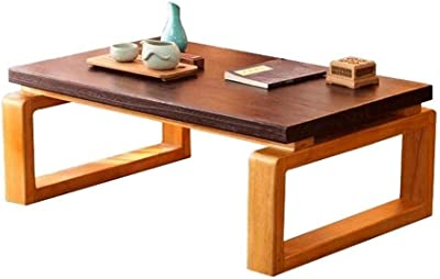 Coffee Table Living Room Furniture Tables Coffee Table Windows and Tables Small Tables of Solid Wood Coffee Table Modern Coffee Table Small Coffee Tables (Color : Wood, Size : 30 * 40 * 60cm)